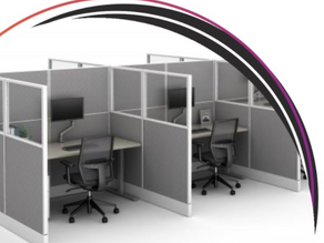 Get Acrylic Screens Cubicle Partition Office Solutions In Sterling VA