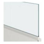 """Glass 1/4"""" Panel Top"""
