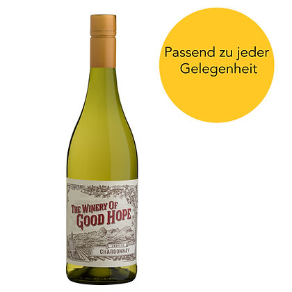 The Winery of Good Hope - Unoaked Chardonnay