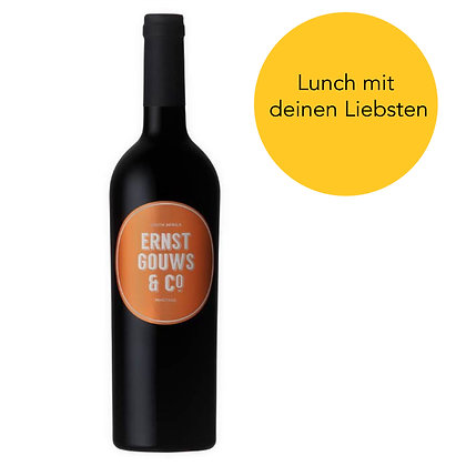 Ernst Gouws & Co - Pinotage