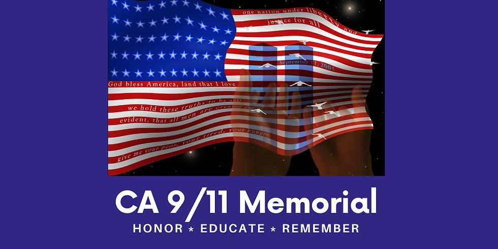 CA 9/11 Memorial