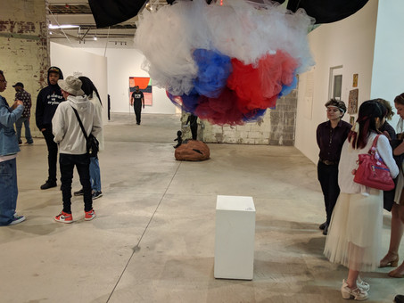 A2, Detriot Youth Artists Knock it Out of the Park at MOCAD Exhibit!