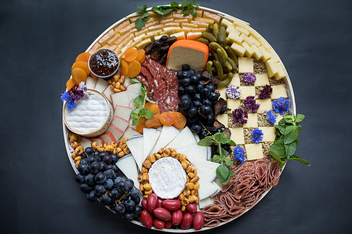 Cheese & Charcuterie Platters - 24 Hrs. Advance Notice Required