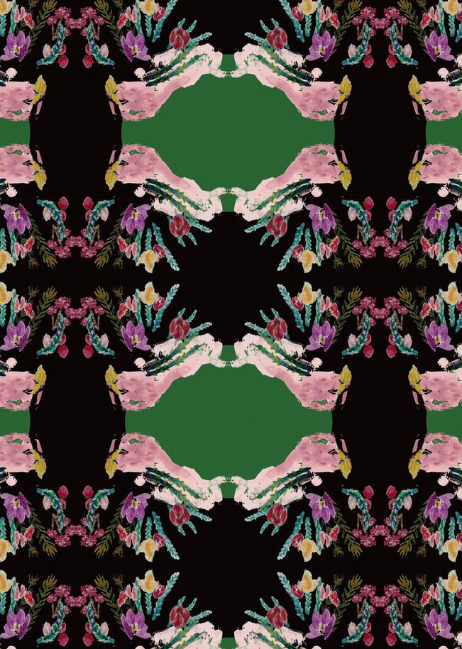 floral kaleidoscope - 華の万華鏡