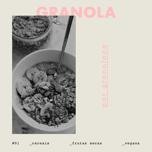 Granola por Granolana
