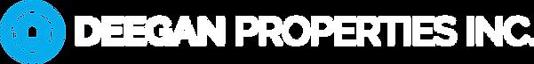 Deegan Properties_LOGO_white horizontal.
