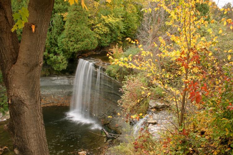 Bridal Veil Falls, Kagawong
