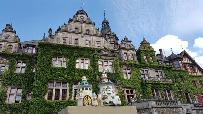 Schloss- und Gartenfest Schloss Ramholz