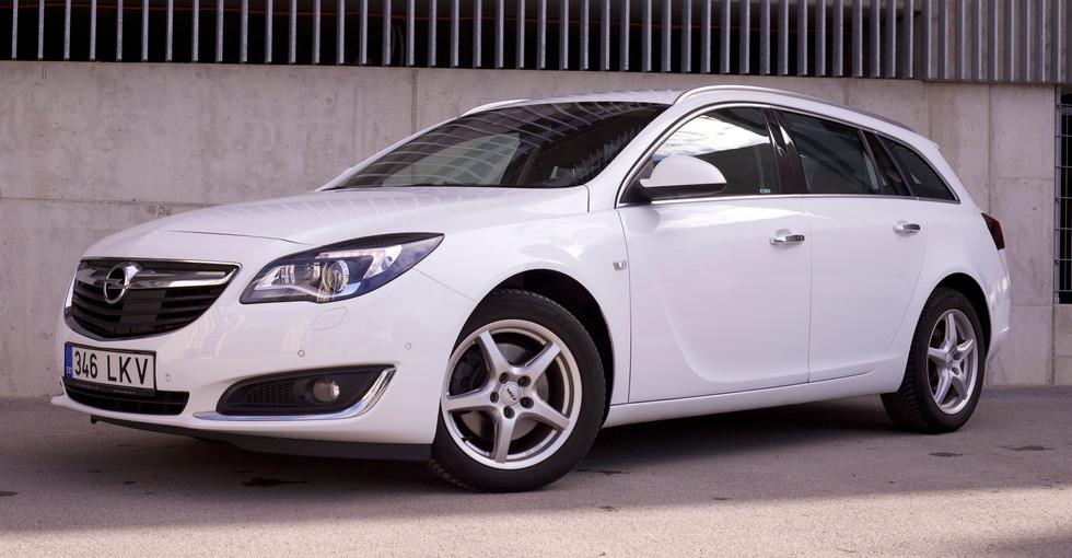 Opel Insignia ST 2016