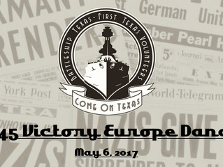 """""""1945 Victory Europe Dance"""" - Tickets Now Available!"""