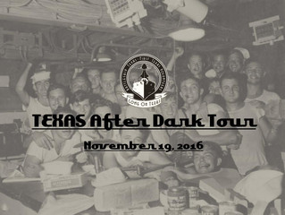 TEXAS After Dark Tour - Available NOW!!