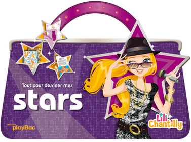 © Collectif pour playBac, collection Lili Chantilly, Stars