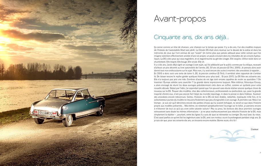 © Valérie Salvo pour ETAI, maquette livre, DS monumentale