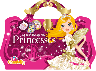 © Collectif pour playBac, collection Lili Chantilly, Princesses