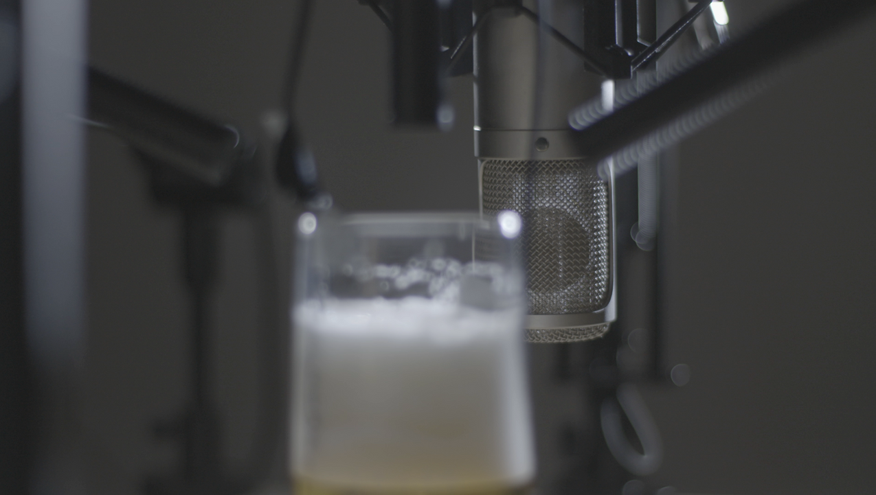 WITHIN THE SOUND OF BEER