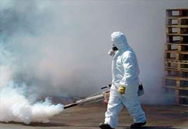 Fumigaciones industriales