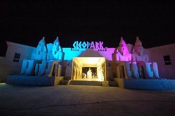 Cleo park theme park design