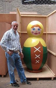 mohammad amin sculpture ameen artworks