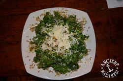 Ancient Mariner Kale Salad
