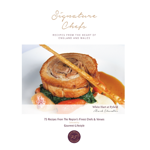 Signature Chefs Recipe Book