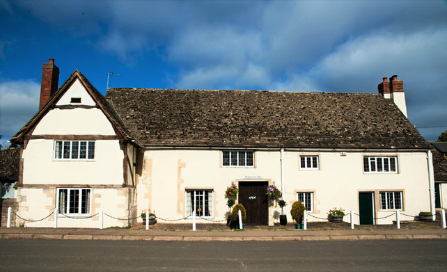 The White Hart at Fyfield