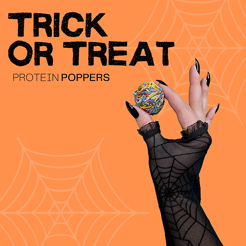 Trick or Treat Protein Popper (2 Pack)