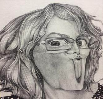 Distorted Ange