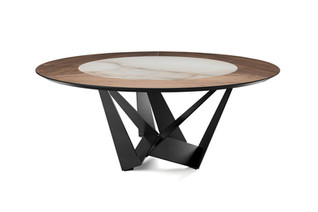 Dining Table - Skorpio Ker-Wood Round.jp