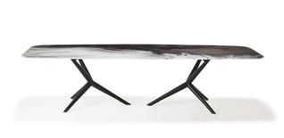 Dinning Table - Atlantis Crystalart (Ima