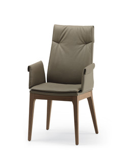 Dining Chair - Tosca HIGHBACK ARMCHAIR.j