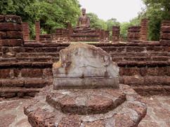 Ancient Temple Ruins