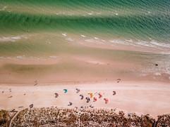 Beached Surf Kites