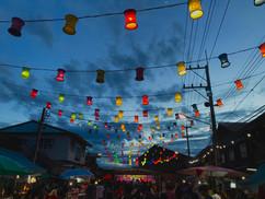 Night Market Lanterns