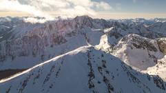 Epic Frosty Mountain
