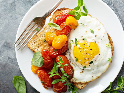 EGGS-cellent Ideas for Breakfast, Lunch, Dinner and Dessert