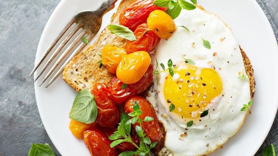 EGGS-cellent Ideas for Breakfast, Lunch, Dinner and Dessert
