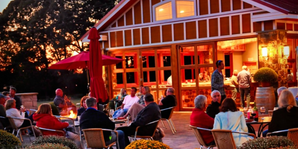Fire Pit Friday's at Willow Creek Winery