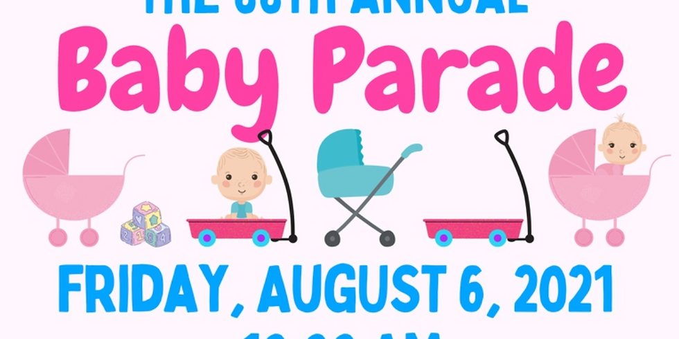 The 88th Annual Cape May Baby Parade