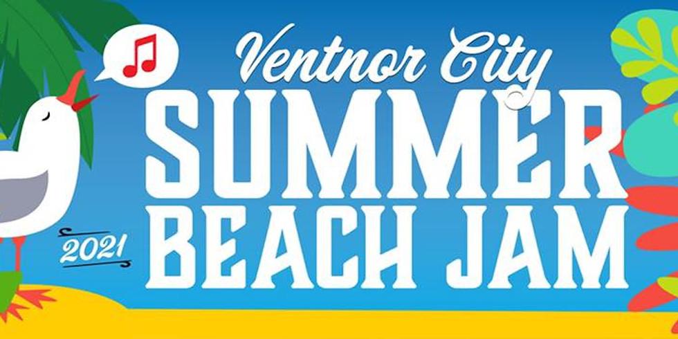 Ventnor City Summer Beach Jam