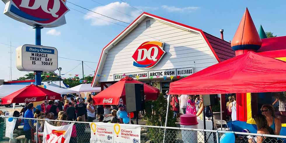 Absecon DQ FUNdraiser for CHOP