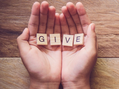 The Power of Giving in 2020