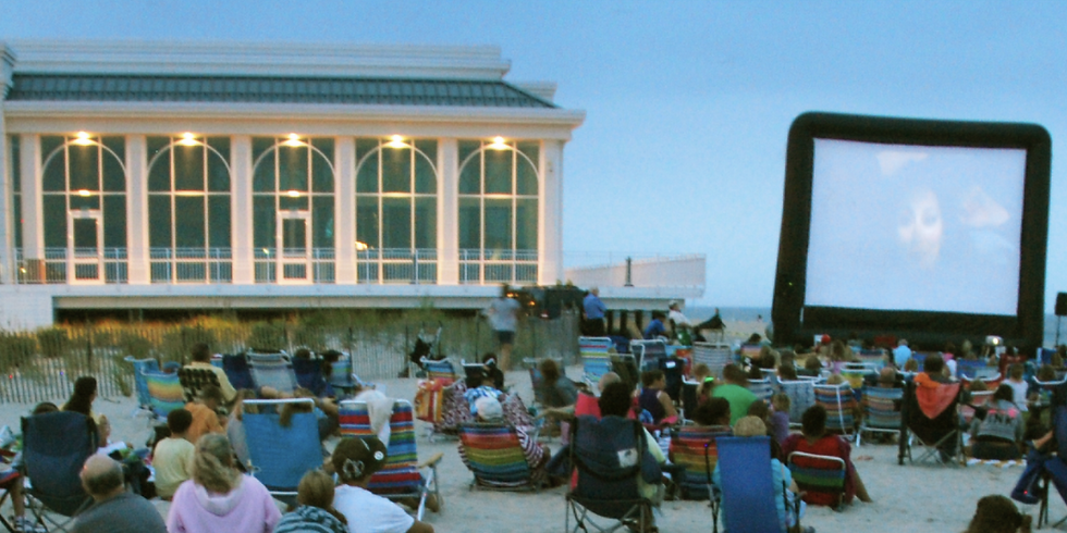 Free Movie on the Beach: Ice Age Collision Course