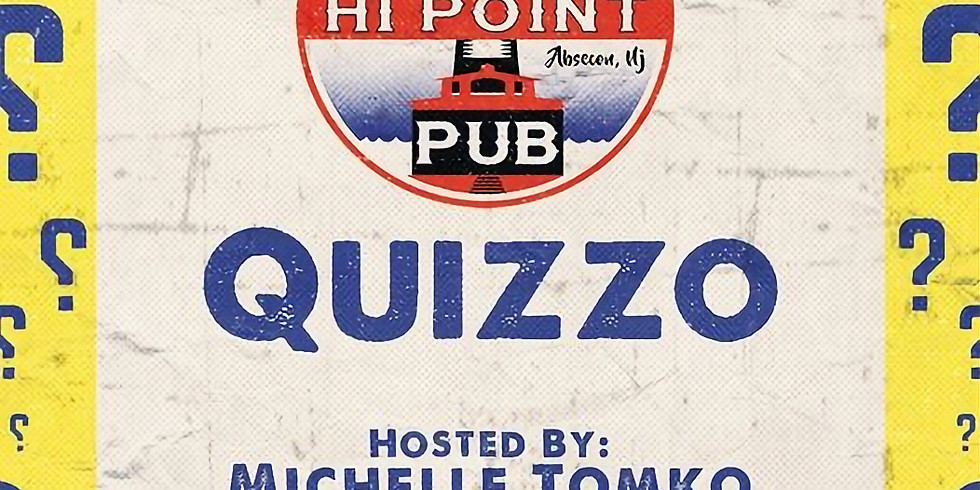 Quizzo with Comedian Michelle Tomko