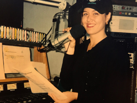 Oh, Those Radio Days