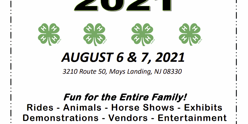 Atlantic County 4-H Fair