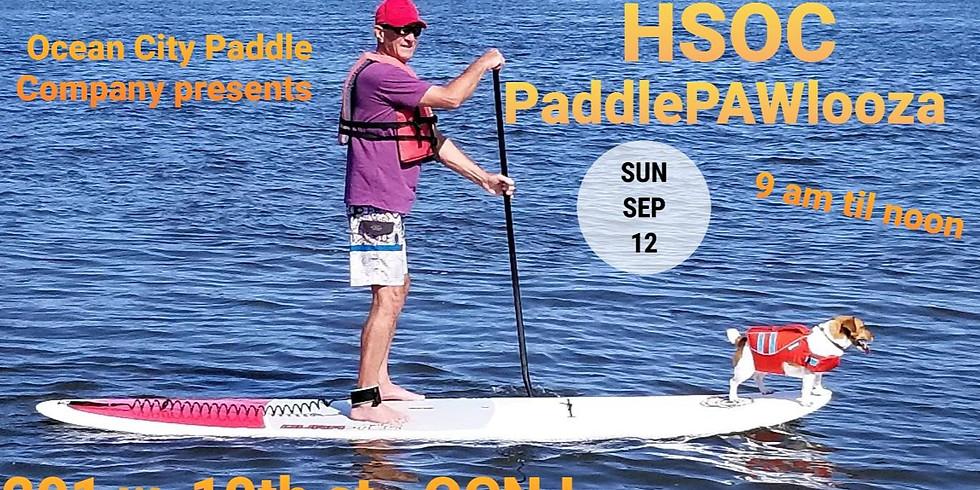 HSOC Paddle PAWlooza
