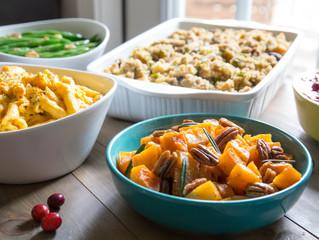 My Vegan Thanksgiving