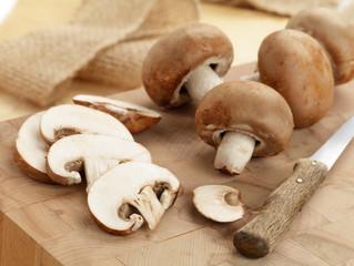 Mushroom Marsala