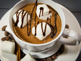 Warm Up with Hot Chocolate