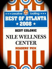 Best Colonic - Best of Atlanta 2008